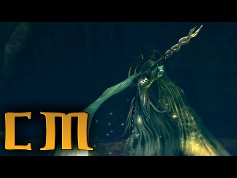 Dark Souls - Moonlight Butterfly Guide - Melee