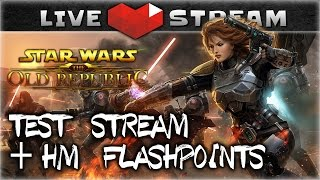 Testing Gameshow (Streaming Software) - FEEDBACK REQUIRED :), SWTOR HM Flashpoints