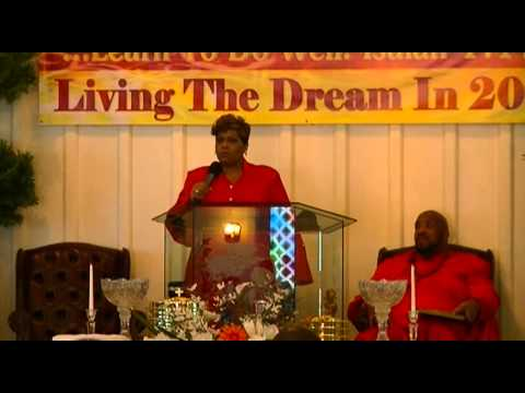 FLGM Pastor Mary Jones