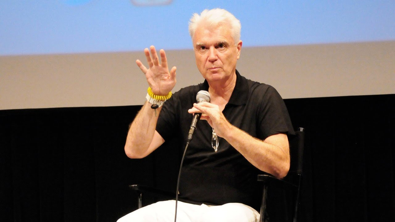 David Byrne Q&A | Rehearsals On Tour