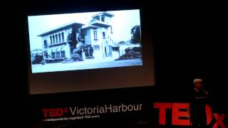 Every City Has A Soul(1/2): Carlos Celdran At Tedxvictoriaharbour