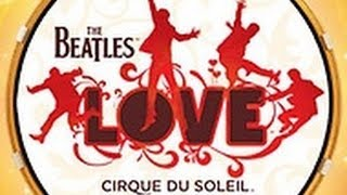 Video The Beatles Love Las Vegas @ Mirage Casino - Cirque Du Soleil - Interview / Review download MP3, 3GP, MP4, WEBM, AVI, FLV Juli 2018