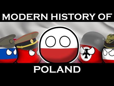 Countryballs: Modern History Of Poland