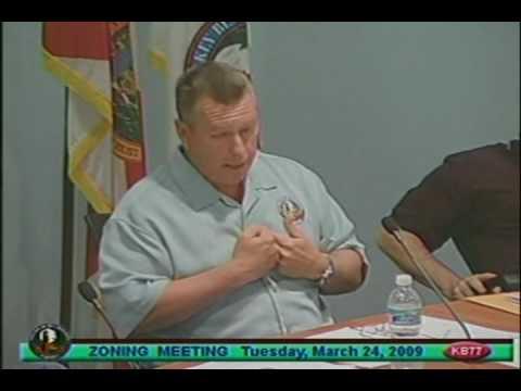 Key Biscayne Mayor Bob Vernon on proposed Municipal Charter High School in Key Biscayne