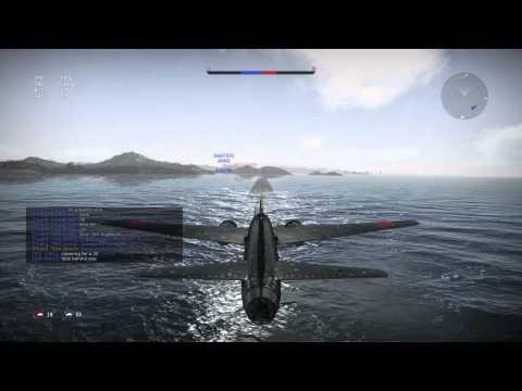 War Thunder Torpedo Attack