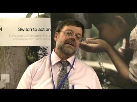 Interview with Matti Nummelin at IUCN European Conservation Forum 2011