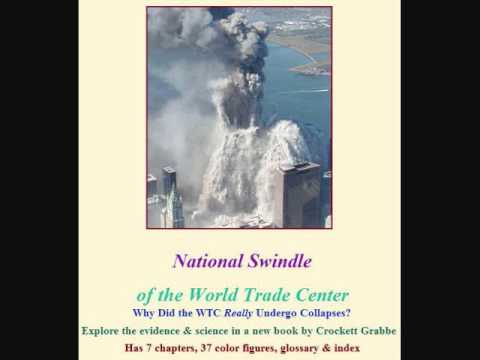 Dr. Crockett Grabbe-National Swindle on the World Trade Center 2/2