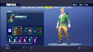 Trading rare Codename Elf, and Gingerbread guy fortnite account