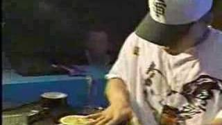 Dj-Qbert  @ The Summit [1998 ]