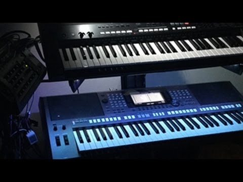 jean michel jarre rendez vous yamaha psr s770 youtube. Black Bedroom Furniture Sets. Home Design Ideas