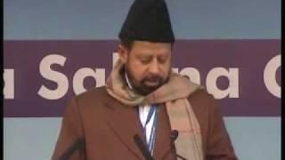 Ahmadiyya : Khilafat Ki Barkath Jalsa Qadian 2009 Day 1 Afternoon Part 5/5