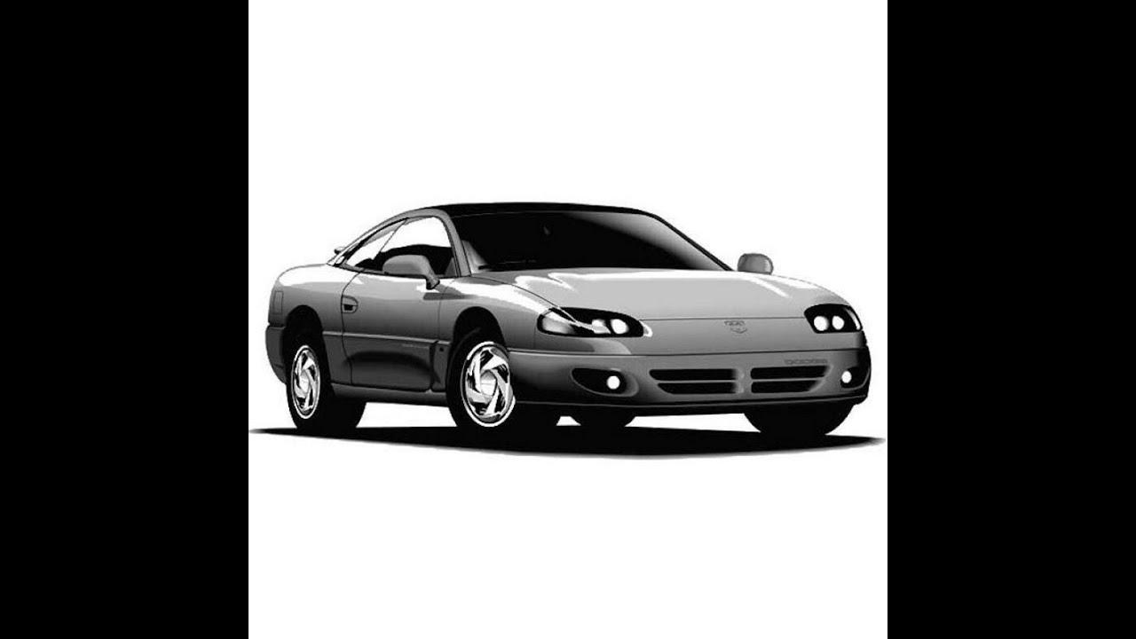 Mitsubishi 3000gt 1991 1997 Service Manual Wiring Diagrams Parts Catalogue Youtube