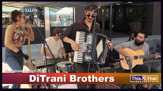 DiTrani Brothers at the Wayzgoose Festival 2018