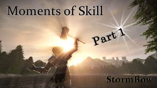 Chivalry Medieval Warfare Moments of Skill (60 Fps)