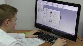 VI ОЧМ WSR Junior, компетенция «Фрезерные работы на станках с ЧПУ», конкурсант Артур Чуков