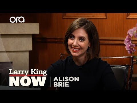 How Dave Franco proposed to Alison Brie  Larry King Now  Ora.TV