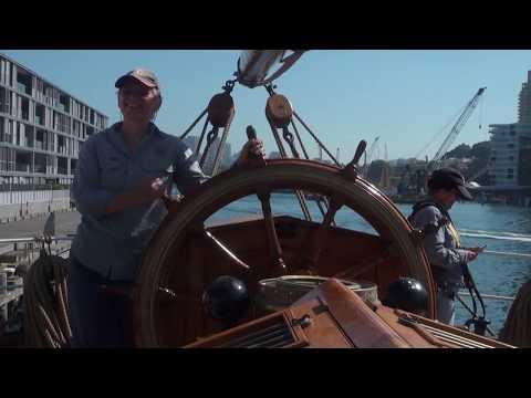 James Craig Voyage to Hobart 2017