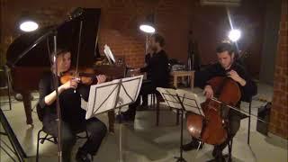 Felix Mendehlsshon Piano Trio No. 1 in D minor. III Op. 49