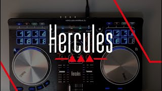 Hercules Universal DJ - MODE1/3 - Laptop