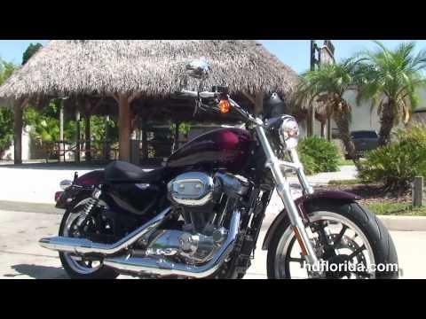 New 2014 Harley Davidson Sportster Motorcycles - 2015 Models August