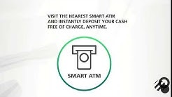 The Smart ATM, a Smarter Way to Bank