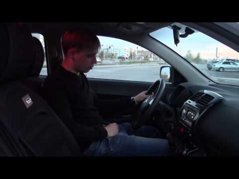 Мини обзор Toyota Urban Cruiser 1.8. Alex MacLean