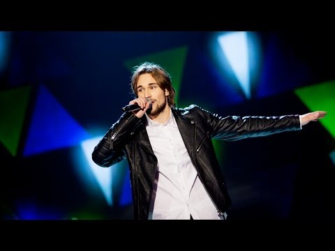 Kevin Walker - Belong - Final Idol Sverige 2013 (TV4)