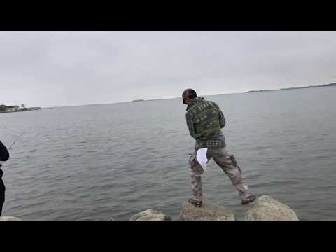 Devil Lake ND 2019 Hwy 19