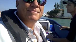 Mercedes Black Series 50 Marauder Cigarette Boat Videos