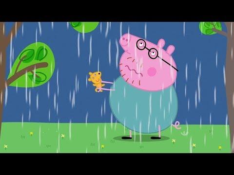 Peppa Pig En Español Charcos de lodo | Pepa la Cerdita | Dibujos Animados