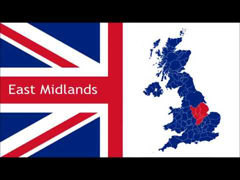 30 Dialects Of The English Language In The UK