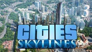 """Cities Skylines - (ODC.3) - Przemysł Drzewny i Rozwój """"Miasta"""""""