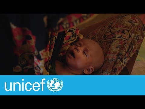 Umar: A Rohingya refugee at just 15-days-old | UNICEF