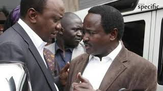 Kalonzo is worshiping Uhuru | Kenya news today