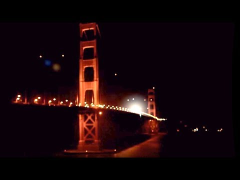 San Francisco Earthquake + Golden Gate Bridge Collapse (Adobe After Effects VFX) Destruction