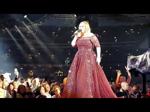 Adele - Rolling In The Deep - Wembley - June 29, 2017 (The Finale, London)