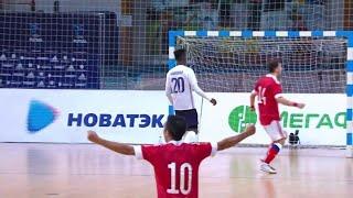 Югорские футболисты помогли сборной России попасть на ЕВРО 2022