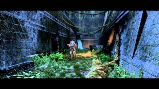 Aliens vs. Predator (2010) PC: Marine - Mission 4: Ruins - Gameplay