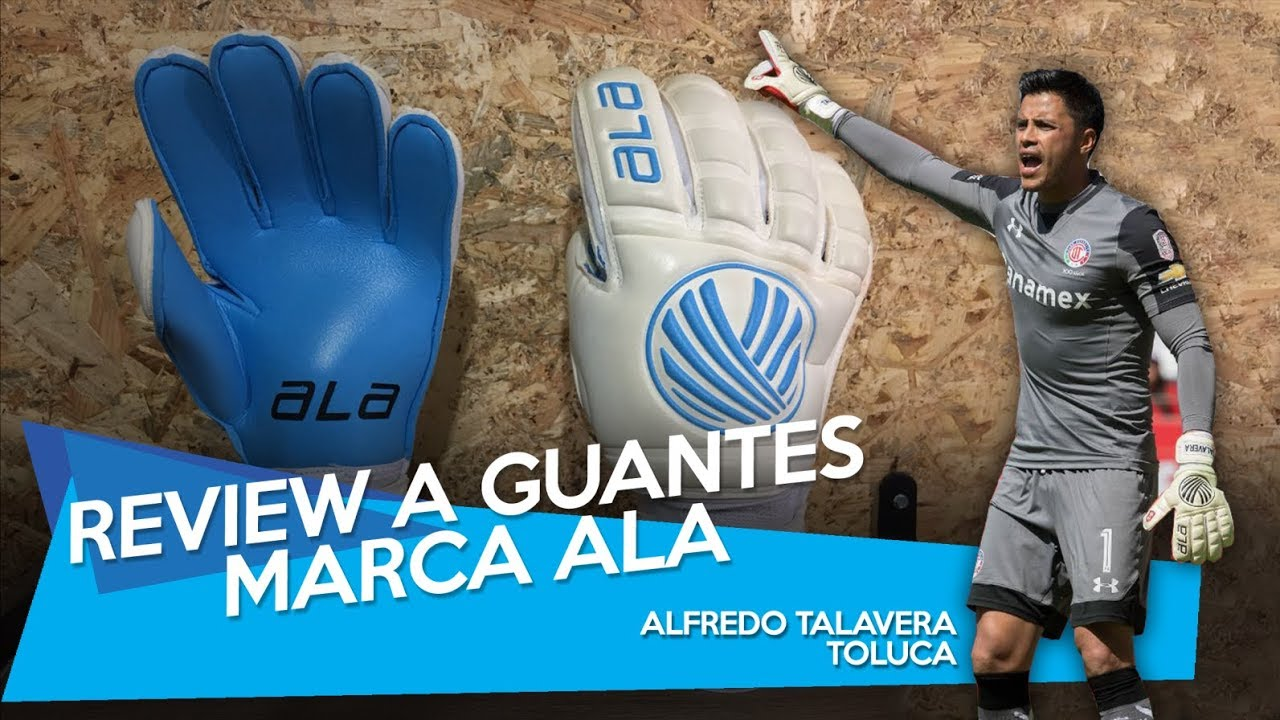 89cfd0469c5 REVIEW A GUANTES DE ALFREDO TALAVERA - YouTube