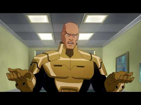 Lex Luthor: Justice League! Help Me!