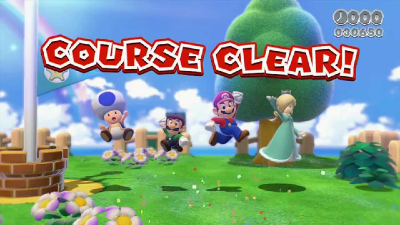 Super Mario 3D World - 5 Final Stamps Fast - IMPROVED ...