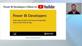 Embed analytics in your app with Power BI Embedded | INT150C