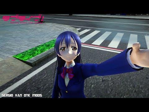 Umi Sonoda [Love Live!] Project Japan - GTA SA