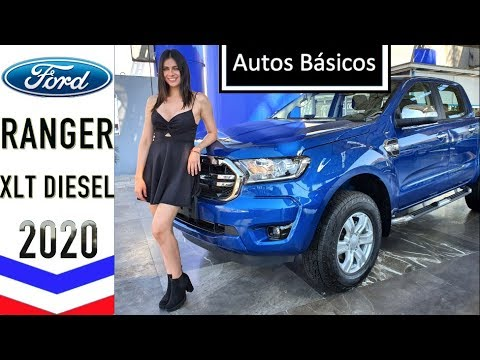 Ford Ranger 2020 4X4 Diesel