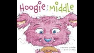 Hoogie in the Middle Book Trailer