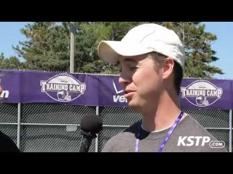 Is Charlie Johnson the right fit as Vikings