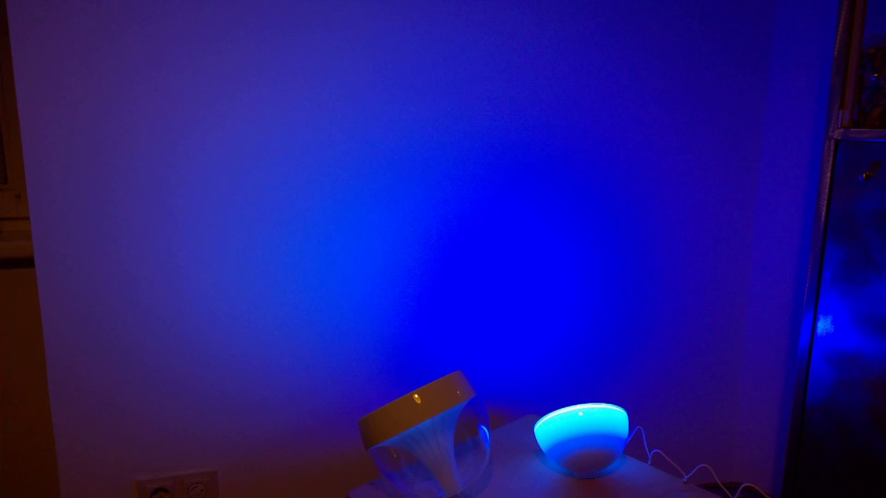 Philips Iris Philips Hue Go Vs Iris Deutsch German