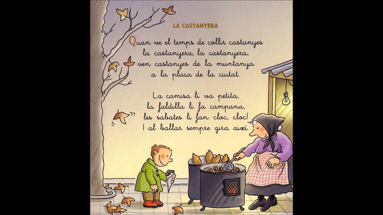 cancion castanyera gratis