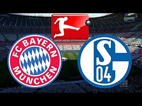 FC BAYERN MÜNCHEN vs. FC SCHALKE 04 | 10.SPIELTAG ◄FCB #85►
