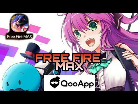 COMO DESCARGAR FREE FIRE MAX ||QooApp